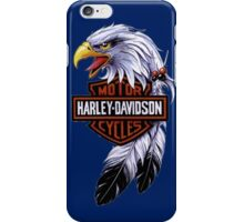 HARLEY-DAVIDSON CICLES iPhone Case/Skin