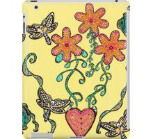 Tranquil Garden iPad Case/Skin