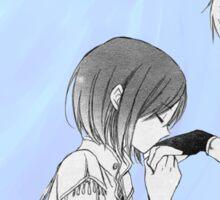 Give Me Your Hand - Zen & Shirayuki Sticker