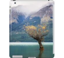 The Lone Willow - Glenorchy New Zealand iPad Case/Skin