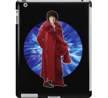 The 4th Doctor - Tom Baker iPad Case/Skin