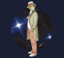The 5th Doctor - Peter Davison Kids Tee