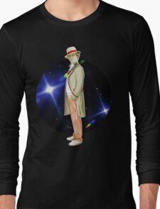 The 5th Doctor - Peter Davison Long Sleeve T-Shirt