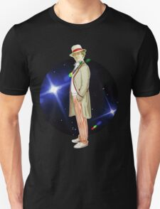 The 5th Doctor - Peter Davison Unisex T-Shirt