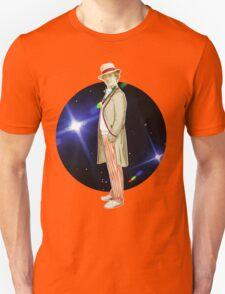 The 5th Doctor - Peter Davison Unisex T-Shirt