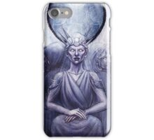 The High Priestess - Hecate iPhone Case/Skin