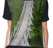 Swinging Bridge 3 Chiffon Top