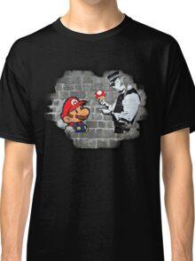 Super Mario - mushrooms addicted Classic T-Shirt