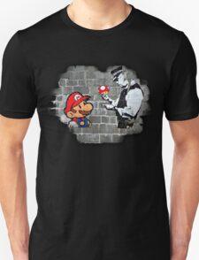 Super Mario - mushrooms addicted Unisex T-Shirt