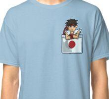 Street Fighter Pocket Pals - #1 Ryu Classic T-Shirt