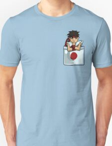 Street Fighter Pocket Pals - #1 Ryu Unisex T-Shirt