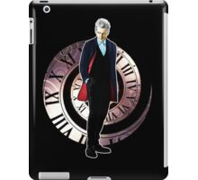 The 12th Doctor - Peter Capaldi iPad Case/Skin
