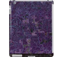 USGS TOPO Map Alabama AL Grayson 304029 2000 24000 Inverted iPad Case/Skin