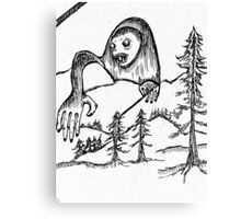 Spirit Spirit Canvas Print