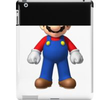 Censored SuperMario iPad Case/Skin