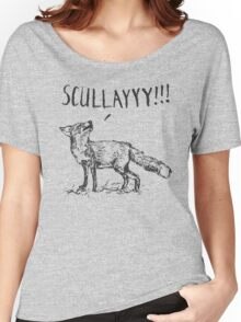 What a Certain Fox Says Women's Relaxed Fit T-Shirt