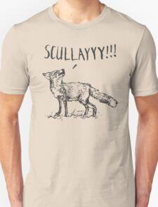What a Certain Fox Says Unisex T-Shirt
