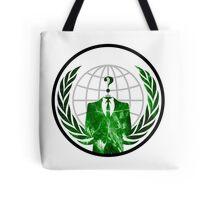 Anonymous Logo Tote Bag