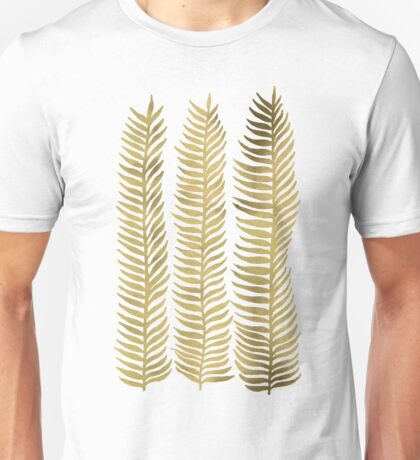 Golden Seaweed Unisex T-Shirt