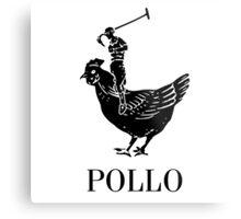 Pollo Shirt (GET IT?!) Metal Print
