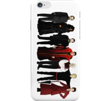 Doctor Who - The Seven Masters iPhone Case/Skin