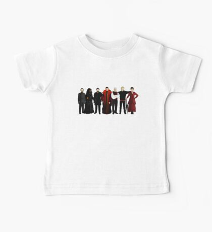 Doctor Who - The Seven Masters Baby Tee