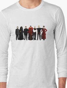 Doctor Who - The Seven Masters Long Sleeve T-Shirt