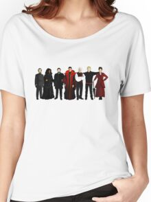 Doctor Who - The Seven Masters Women's Relaxed Fit T-Shirt