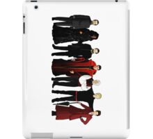 Doctor Who - The Seven Masters iPad Case/Skin