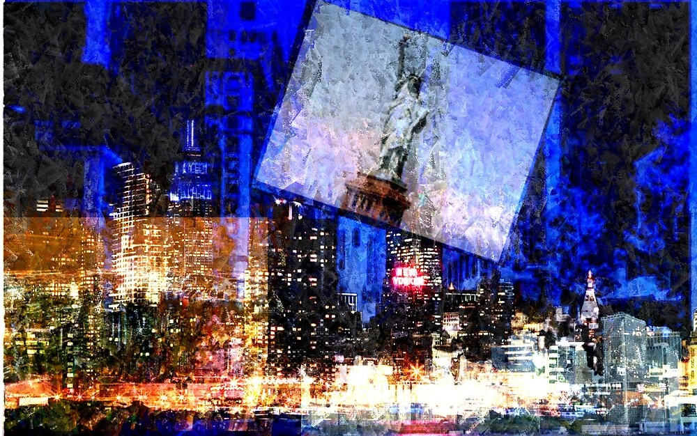 New York Haze by Arletta