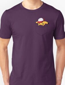 Pocket Pika tshirt tee T-Shirt