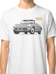 Alfa Romeo Series 2 Spider silver Classic T-Shirt