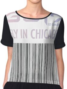 GOT FLY in CHICAGO Chiffon Top