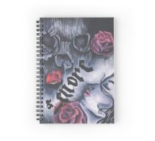 Lenore Spiral Notebook