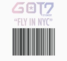 GOT7 Fly in NYC (NEW YORK CITY) Unisex T-Shirt