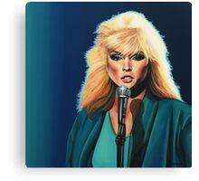 Deborah Harry or Blondie Painting Canvas Print