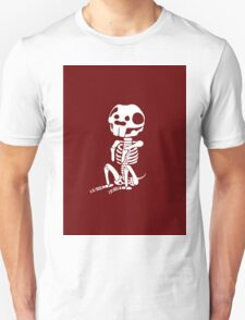 The Belephant Skeleton Unisex T-Shirt