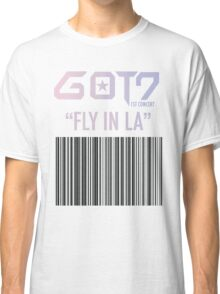 GOT7 Fly in LA (LOS ANGELES) Classic T-Shirt