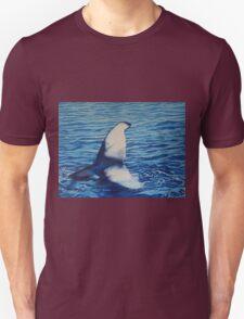 Whales Tail Love T-Shirt
