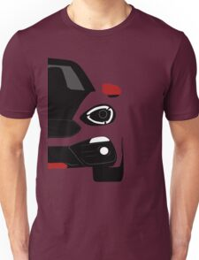 Spider simple front end Unisex T-Shirt