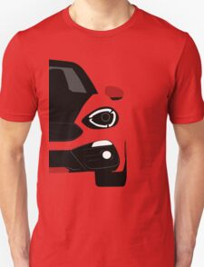 Fiat 124 Spider Abarth front end T-Shirt