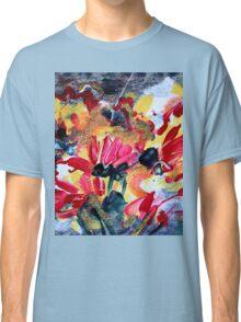 Denim Floral Classic T-Shirt