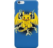 Pikachuthless iPhone Case/Skin