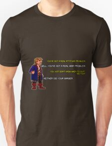 Guybrush Threepwood vs Meathook T-Shirt