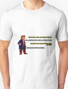 Guybrush Threepwood vs Meathook Unisex T-Shirt