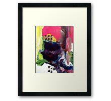 Aurahead Framed Print