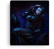 Dark Souls 3 - Yuria 1 Canvas Print