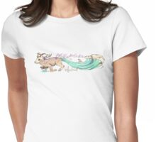 WolfyWorks Womens Fitted T-Shirt