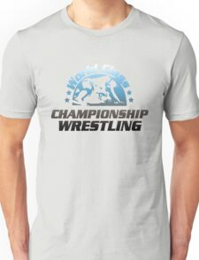 World Class Championship Wrestling t-shirt Unisex T-Shirt