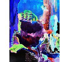 Aurahead V2  Photographic Print
